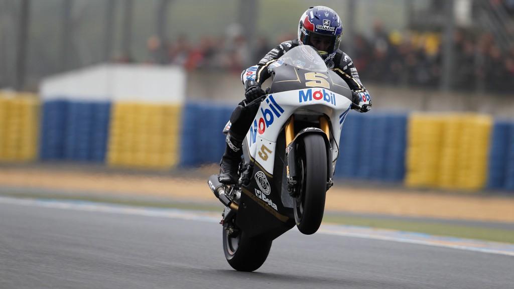 Johann Zarco, JiR Moto2, Le Mans QP