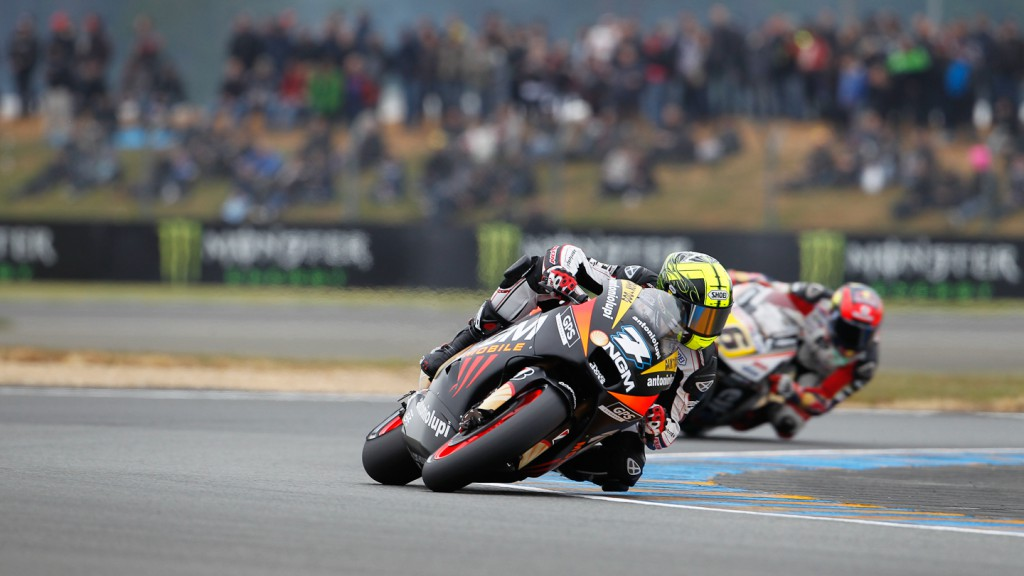 Chris Vermeulen, NGM Mobile Forwards Racing, Le Mans QP