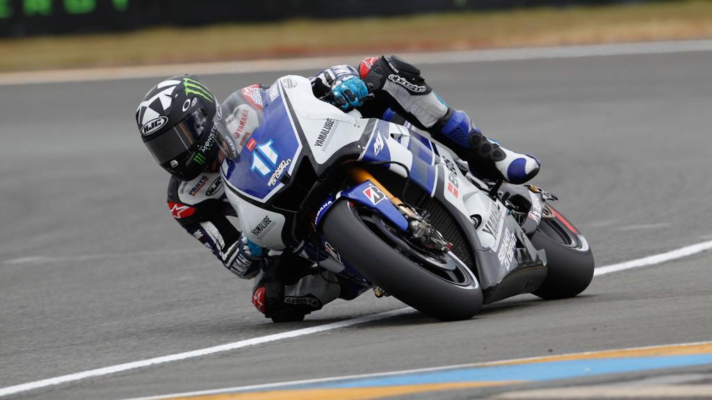 Ben Spies, Yamaha Factory Racing, Le Mans QP