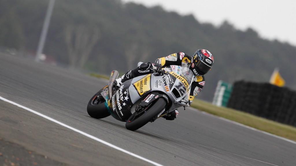 Thomas Luthi, Interwetten-Paddock, Le Mans FP3