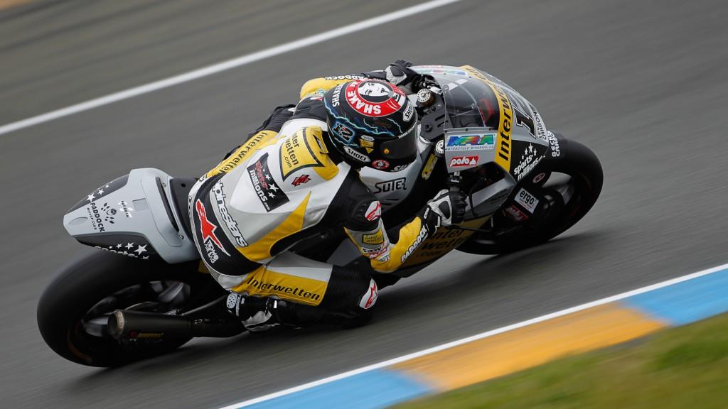 Thomas Luthi, Intterwetten-Paddock, Le Mans QP