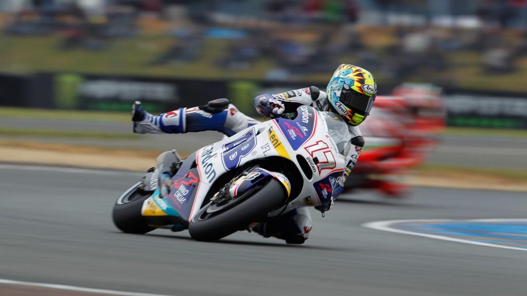 Karel Abraham, Cardion AB Motoracing, Le Mans QP