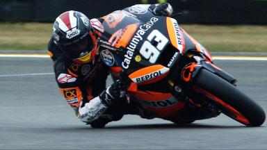 Le Mans - 2012 - Moto2 - QP - Highlights