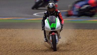Le Mans 2012 - Moto3 - FP3 - Action - Brad Binder