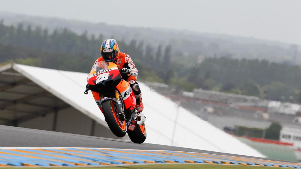 Dani Pedrosa, Repsol Honda Team, Le Mans QP