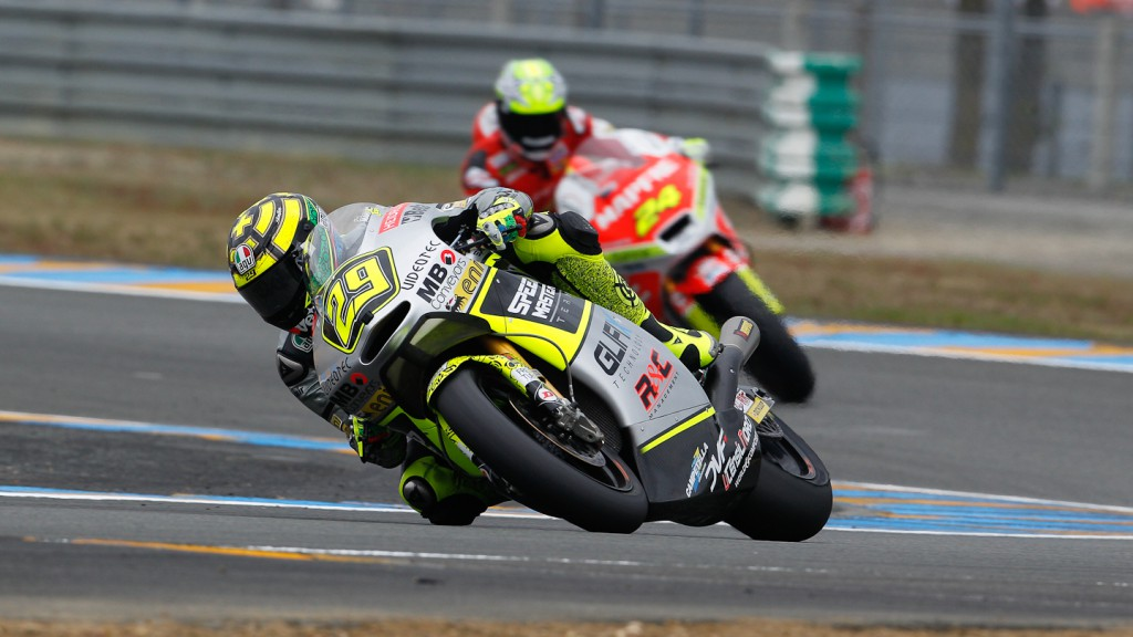 Andrea Iannone, Speed Master, Le Mans QP