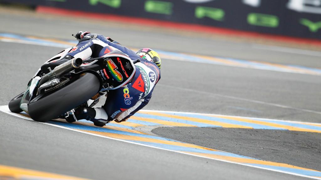 Pol Espargaro, Pons 40 HP Tuenti, Le Mans FP3
