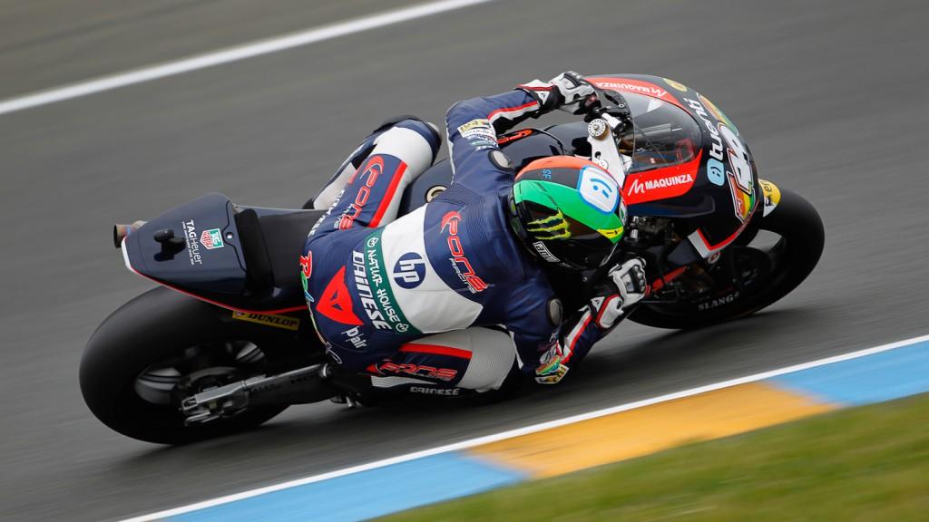 Pol Espargaro, Pons 40 HP Tuenti, Le Mans QP