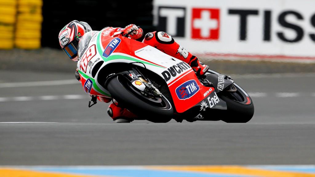 Nicky Hayden, Ducati Team, Le Mans QP