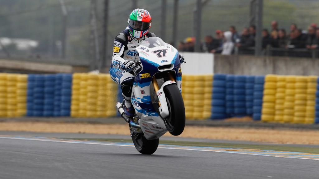 Claudio Corti, Italtrans Racing Team, Le Mans QP