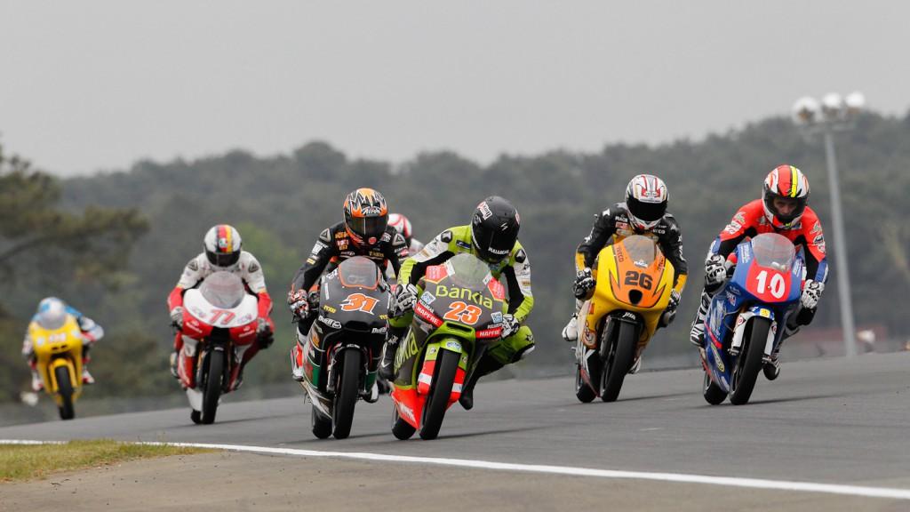 Moto3 Le Mans QP