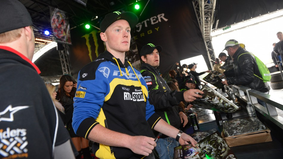 Monster Energy Preevent, Le Mans - © Copyright Milagro