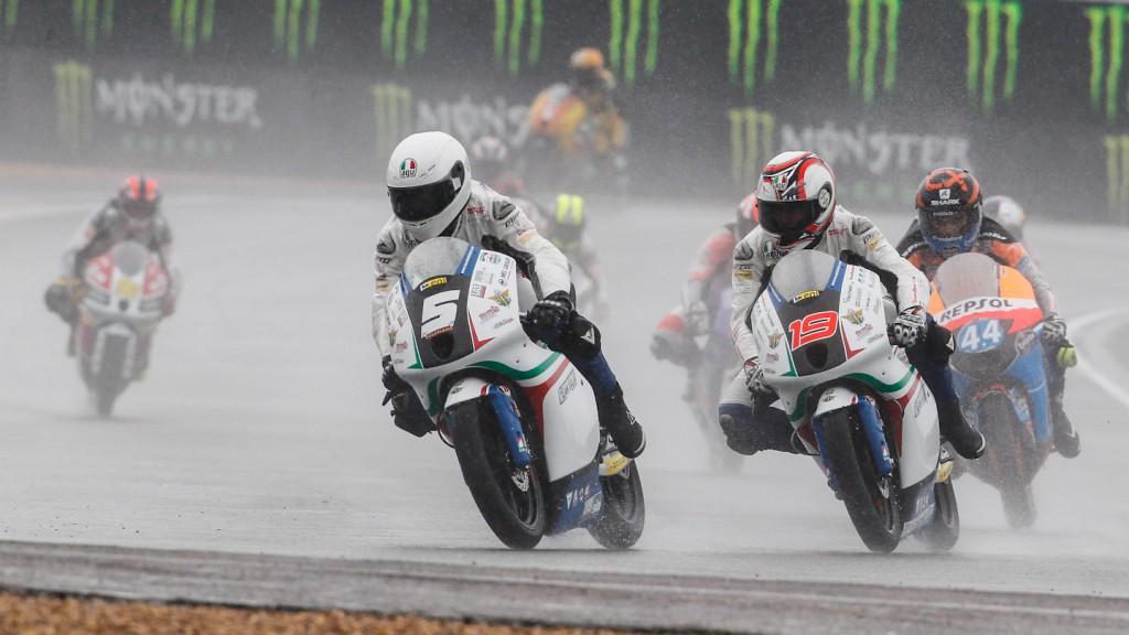 Romano Fenati, Team Italia FMI, Le Mans RAC