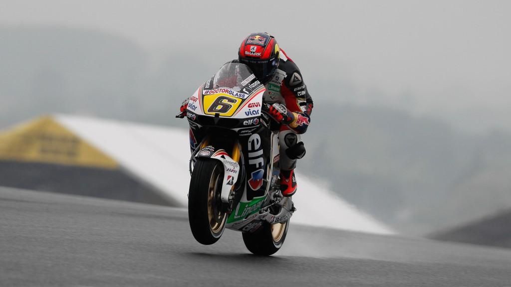 Stefan Bradl, LCR Honda MotoGP, Le Mans RAC