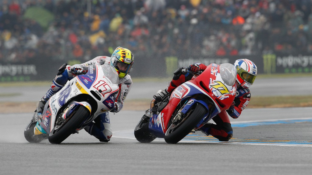 Karel Abraham, James Ellison, Cardion AB Motoracing, Paul Bird Motorsport, Le Mans RAC