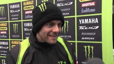 Crutchlow reflects on the French GP