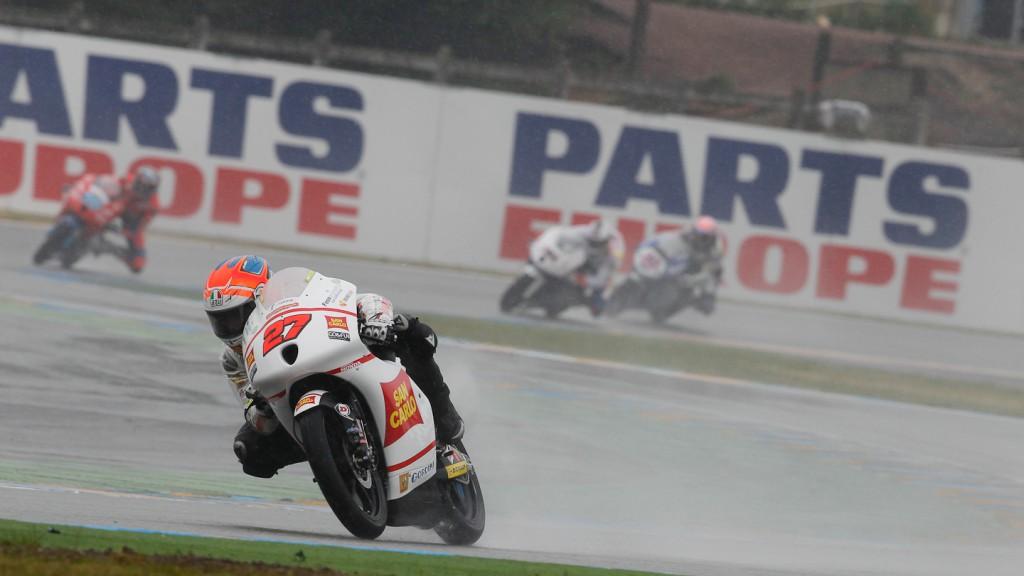 Niccolo Antonelli, San Carlo Honda Gresini Moto3