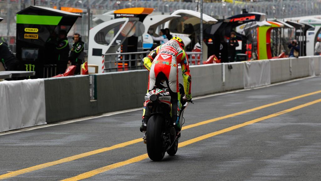 Valentino Rossi, Ducati Team, Le Mans QP
