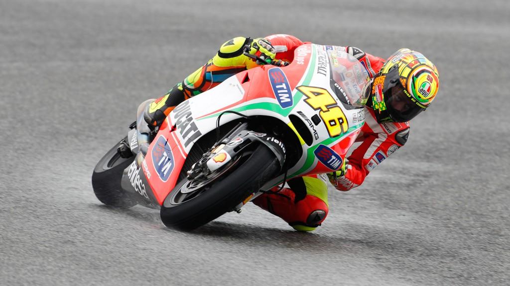 Valentino Rossi, Ducati Team , Le Mans RAC