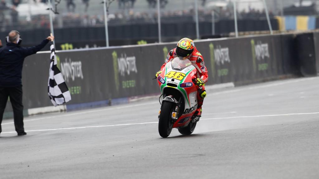 Valentino Rossi, Ducati Team, Le Mans RAC