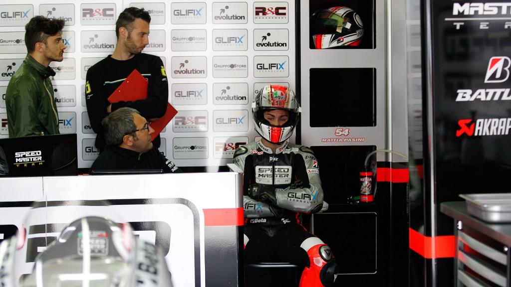 Mattia Pasini, Speed Master, Le Mans QP