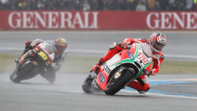 Nicky Hayden, Ducati Team, Le Mans RAC
