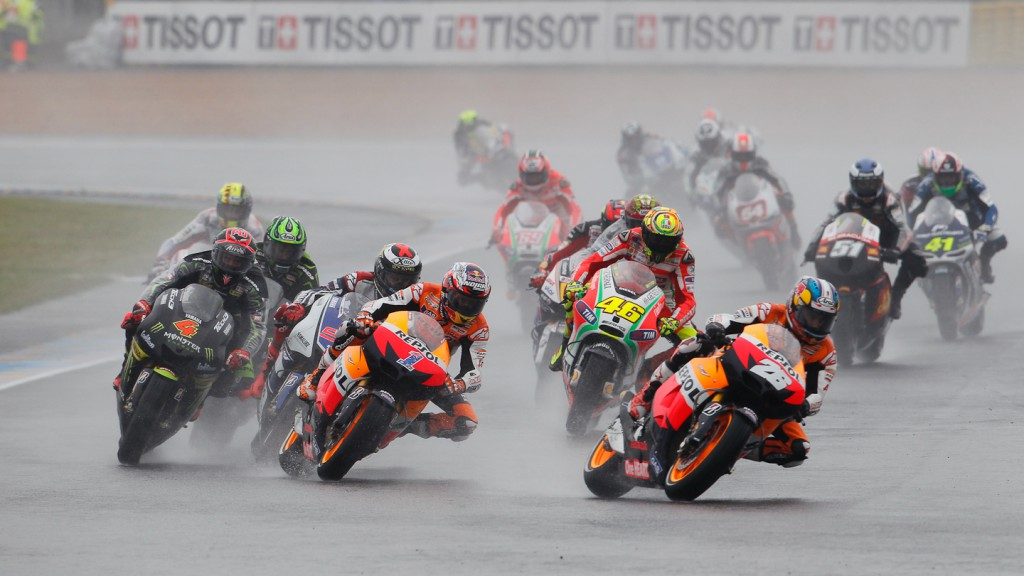 MotoGP Le Mans RAC