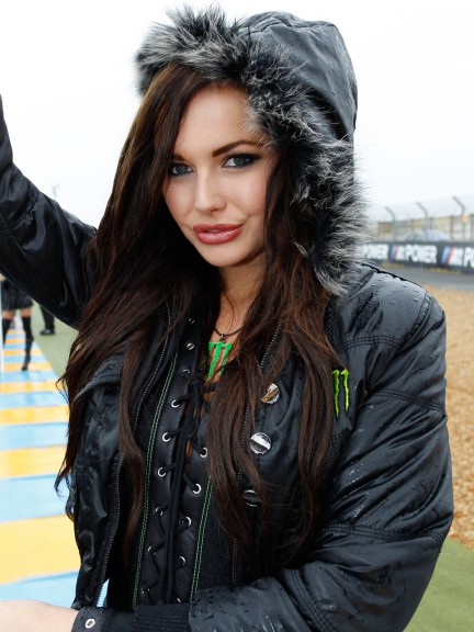 Paddock Girl, Monster Energy Grand Prix de France