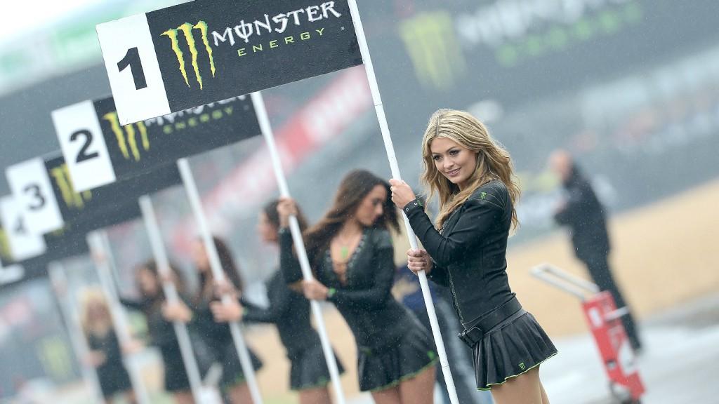 Paddock Girl, Monster Energy Grand Prix de France
