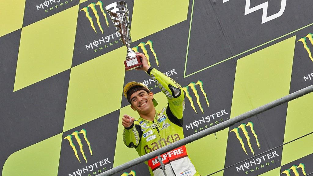 Alberto Moncayo, Bankia Aspar Team, Le Mans RAC