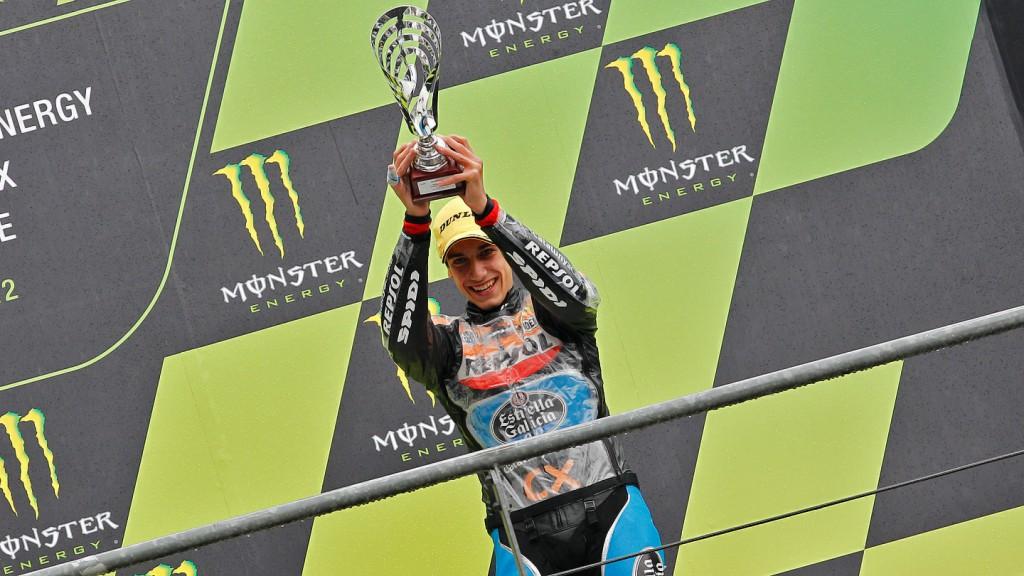 Alex Rins, Estrella Galicia 0'0, Le Mans RAC