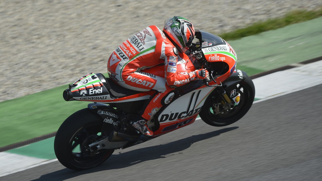 Nicky Hayden, Ducati Team, Mugello Test