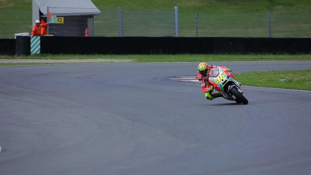Valentino Rossi, Ducati Team - Mugello Test