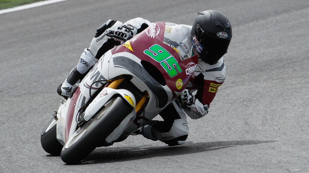 Anthony West, QMMF Racing Team