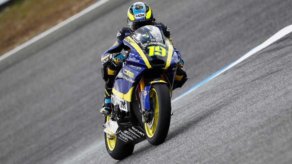 Xavier Simeon, Tech 3 Racing