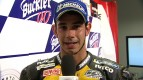 2012 - CEV - Aragon - Moto2 - Interview - Jordi Torres