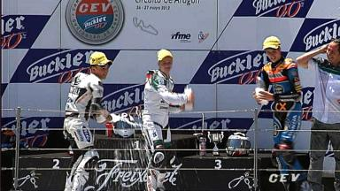 2012 - CEV - Aragon - Highlights - Moto3