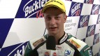 2012 - CEV - Aragon - Moto3 - Interview - Luca Amato