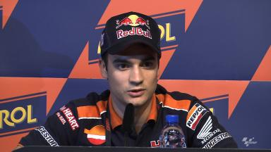 Pedrosa happy to be back at his home GP