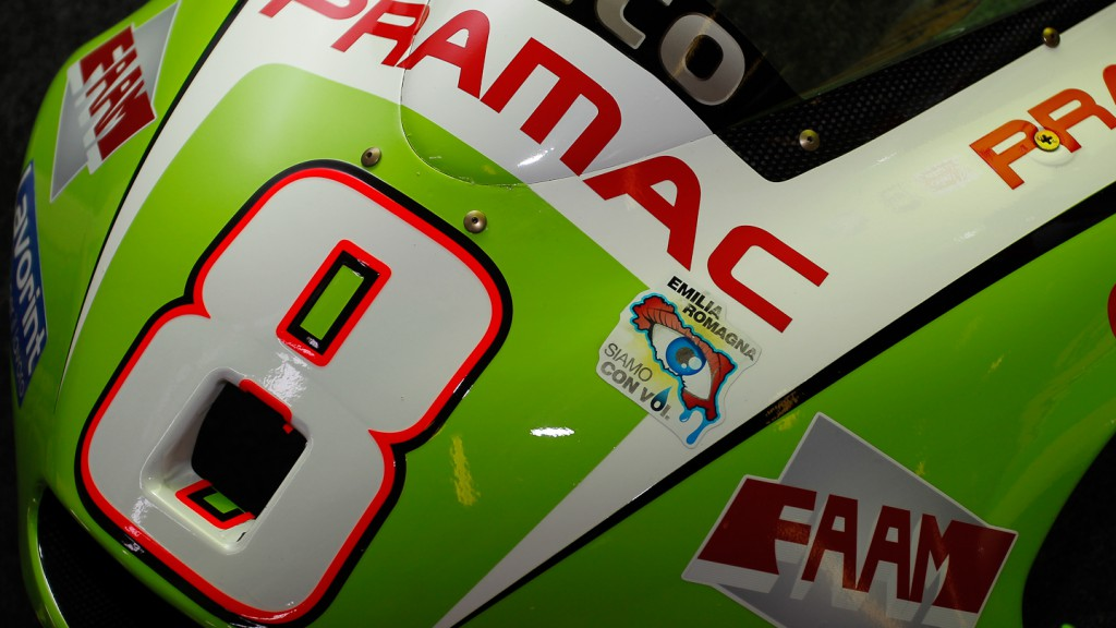 Pramac Racing Team, Catalunya Circuit
