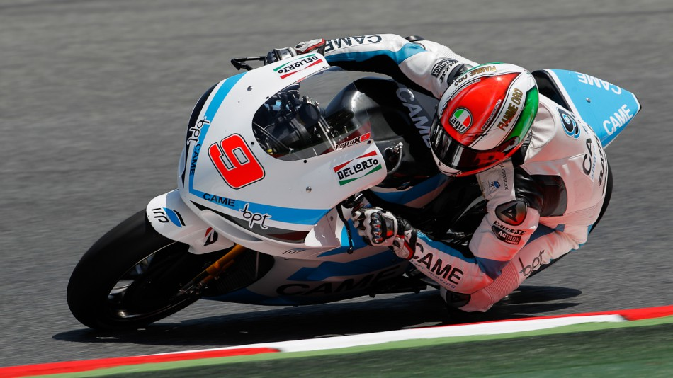 Danilo Petrucci, Came IodaRacing Project, Catalunya Circuit FP2