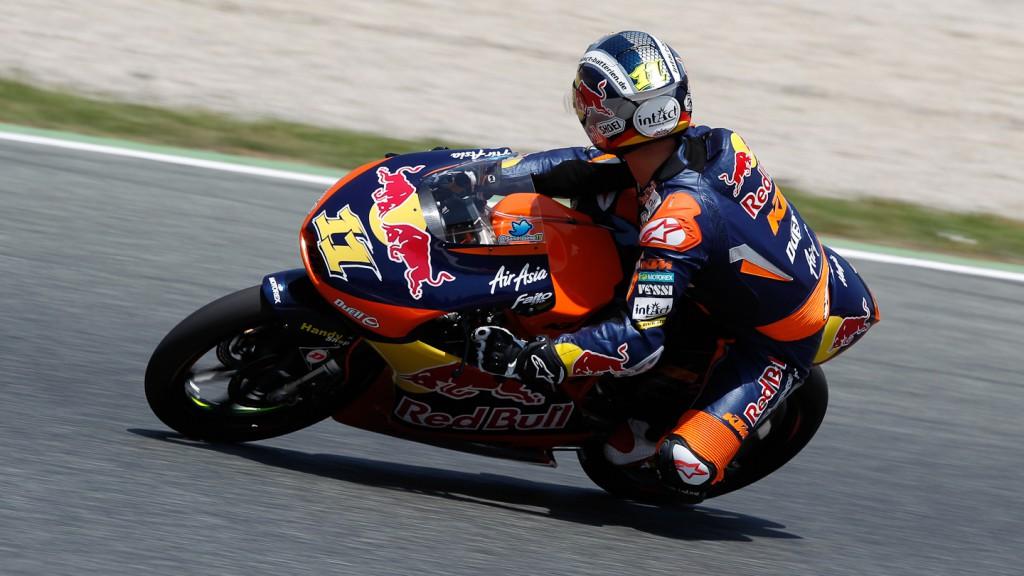 Sandro Cortese, Red Bull KTM Ajo, Catalunya Circuit FP2
