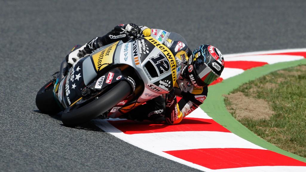 Thomas Luthi, Interwetten-Paddock, Catalunya Circuit FP2