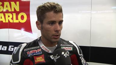 Bautista wants to race with soft rear tyre