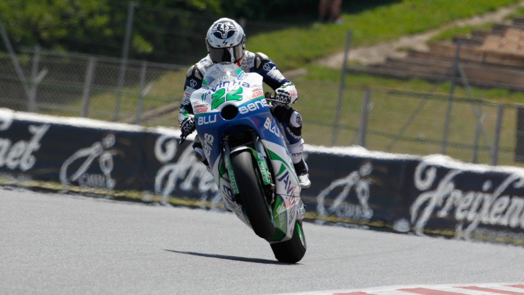Ivan Silva, Avintia Blusens, Catalunya Circuit FP2