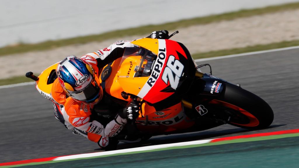Dani Pedrosa, Repsol Honda Team, Catalunya Circuit FP1