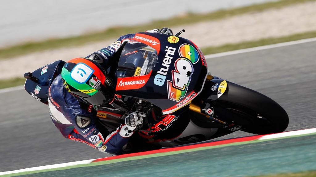 Pol Espargaro, Pons HP Tuenti, Catalunya Circuit FP2