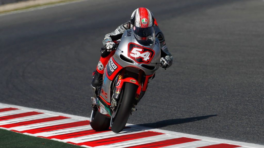 Mattia Pasini, Speed Master Catalunya Circuit FP2