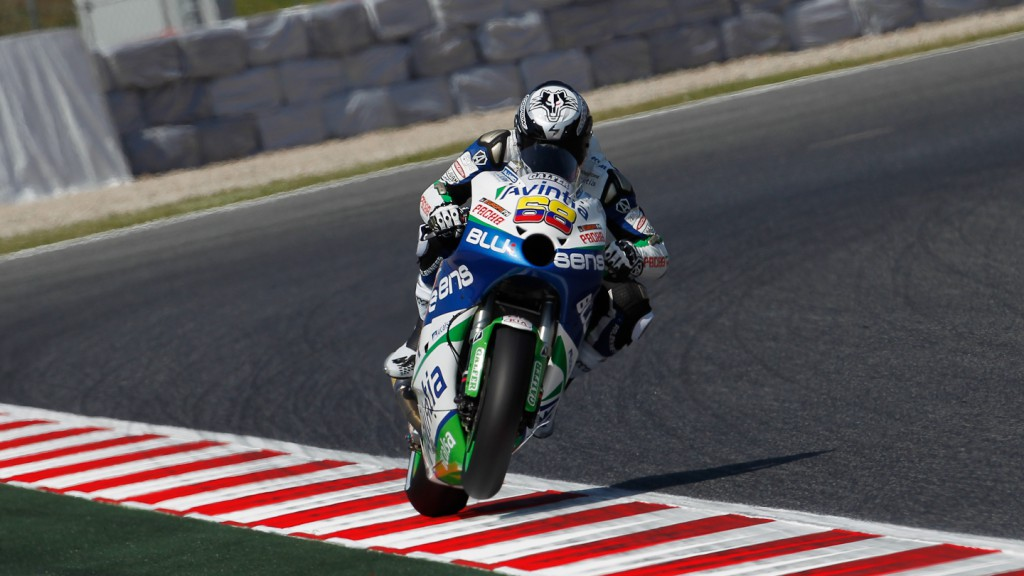 Yonny Hernandez, Avintia Blusens, Catalunya Circuit FP2