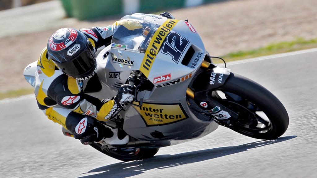 Thomas Luthi, Interwetten-Paddock, Catalunya Circuit FP1